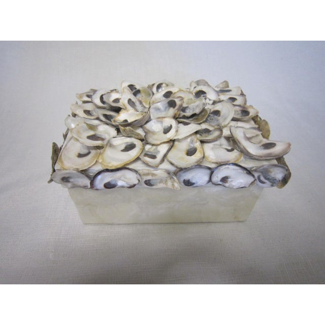 Cadiz & Oyster Shell Box - Image 3 of 6