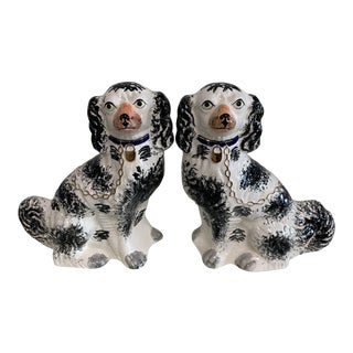 Pair of Staffordshire Dogs For Sale