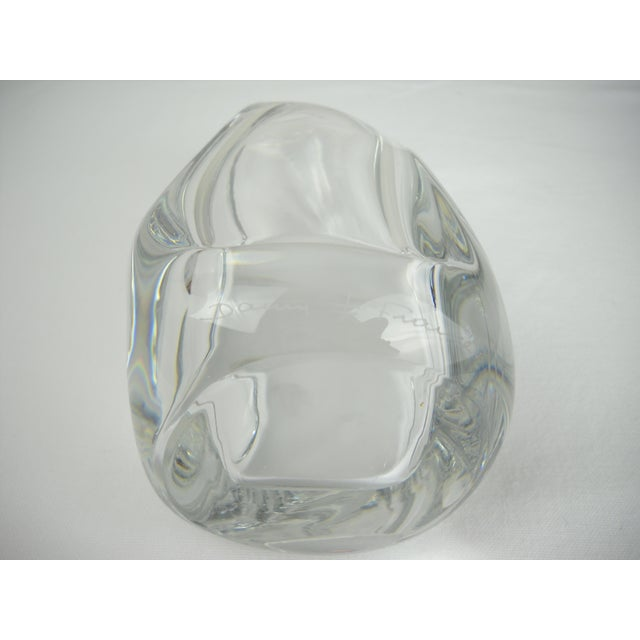 French Daum Crystal Scent Bottle - Image 7 of 8