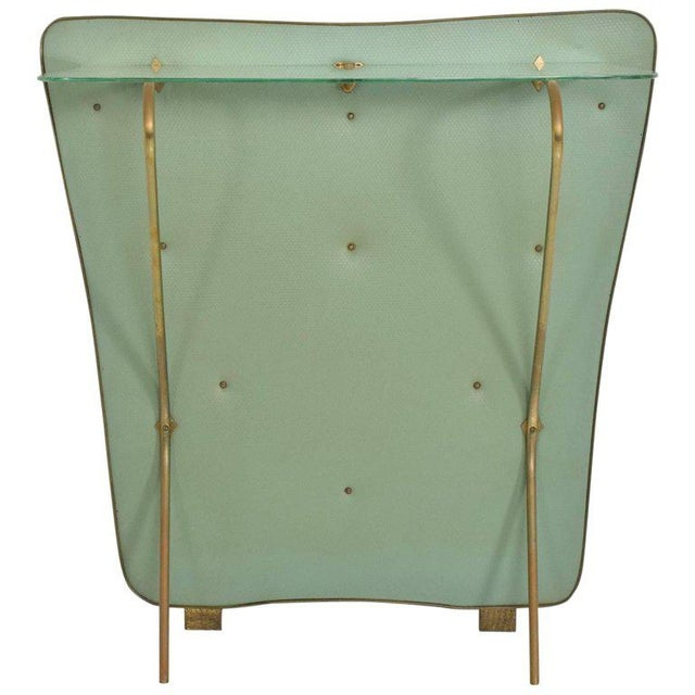 Mid-Century Modern Wall Console For Sale - Image 9 of 9