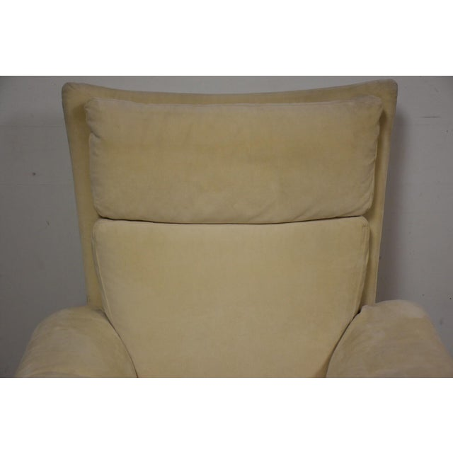 Rolf Benz for Cy Mann Recliner & Ottoman - Image 9 of 11