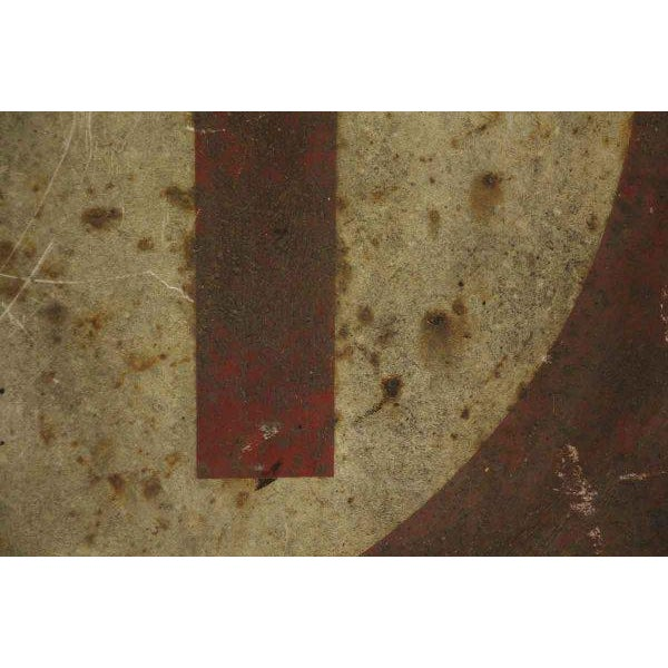 French French Two Way Traffic Sign For Sale - Image 3 of 5
