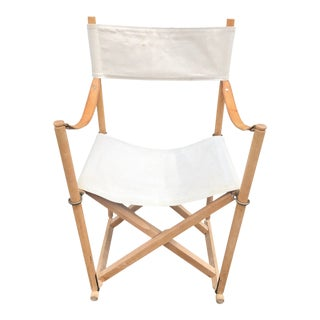 1960s Vintage Mogens Koch Folding Chair For Sale
