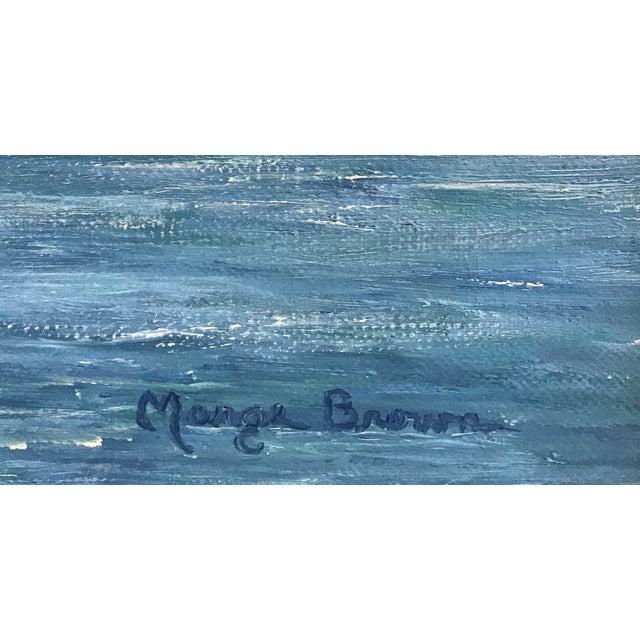Balboa Pavillion Newport Beach Painting - Image 6 of 9