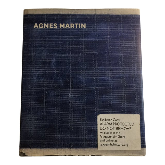Agnes Martin Coffee Table Book For Sale