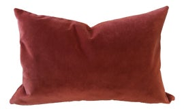 Image of Brick Red Pillows