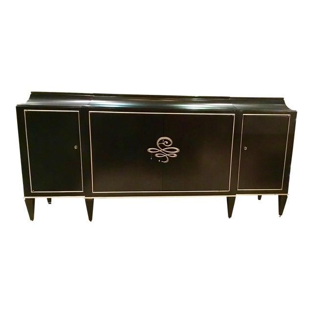 Caracole Rive Gauche Sideboard For Sale