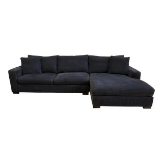 Room & Board Metro Right Chaise Sectional For Sale