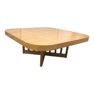 Richard Meier Coffee Table For Sale