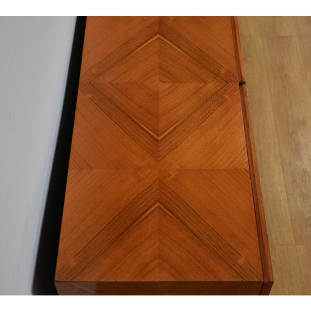 Milo Baughman for Thayer Coggin Rosewood Credenza For Sale In Boston - Image 6 of 12