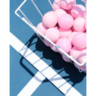 """""""I Love Tennis"""" Contemporary Still Life Photograph For Sale"""