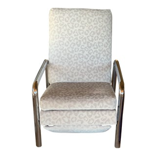 Mid Century Modern Recliner For Sale