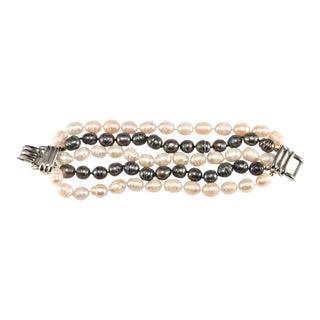 Kenneth Lane Bracelet Fresh Water Pearls For Sale