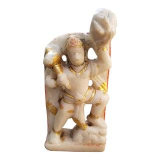 19th Century Hanuman God Deity