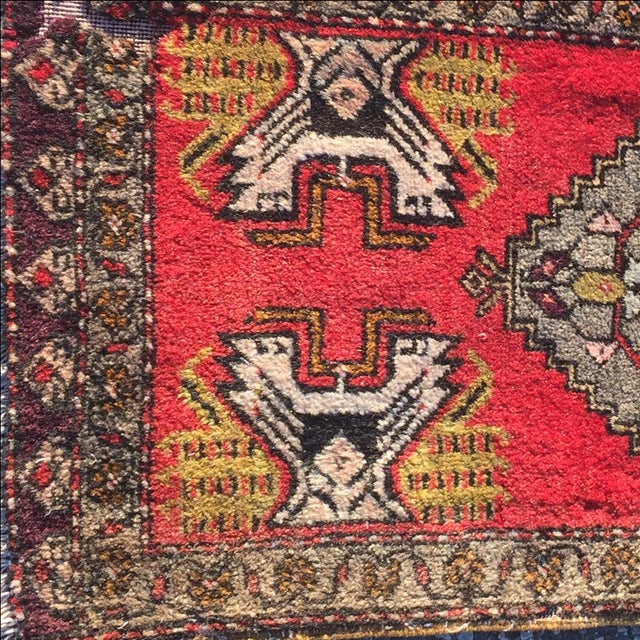 Anatolian Persian Rug - 1'6'' x 3'5'' - Image 3 of 9