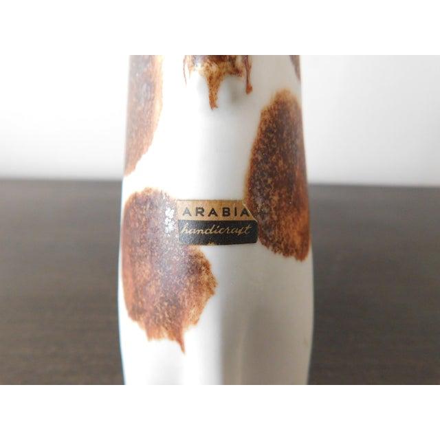 Vintage Arabia Finland Ceramic Giraffe Figure For Sale - Image 9 of 10