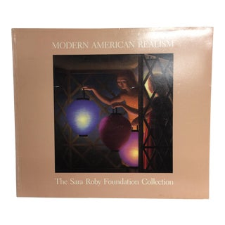 Modern American Realism, Softcover Book For Sale