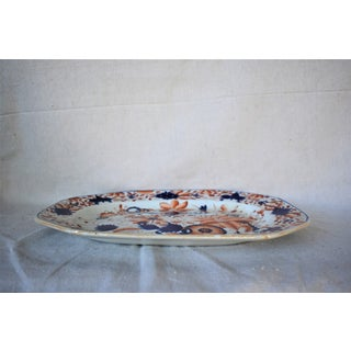 Antique Mason's Ironstone Platter Preview