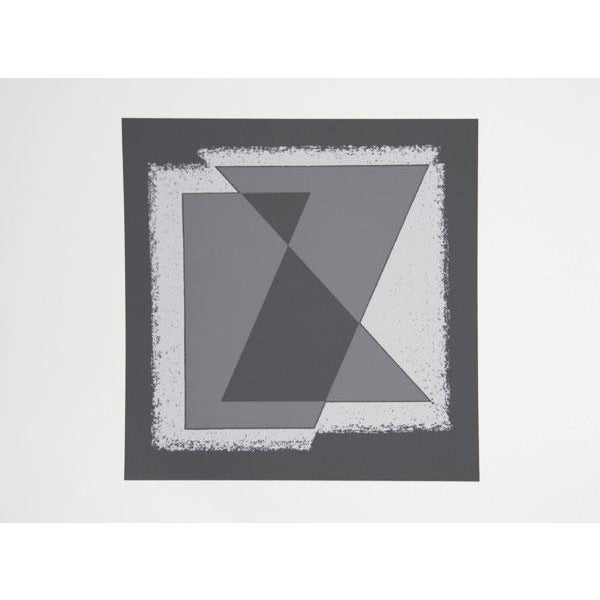 Artist: Josef Albers Portfolio: Formulation: Articulation (Double Portfolio) Title: Portfolio 2, Folder 30, Image 1 Year:...