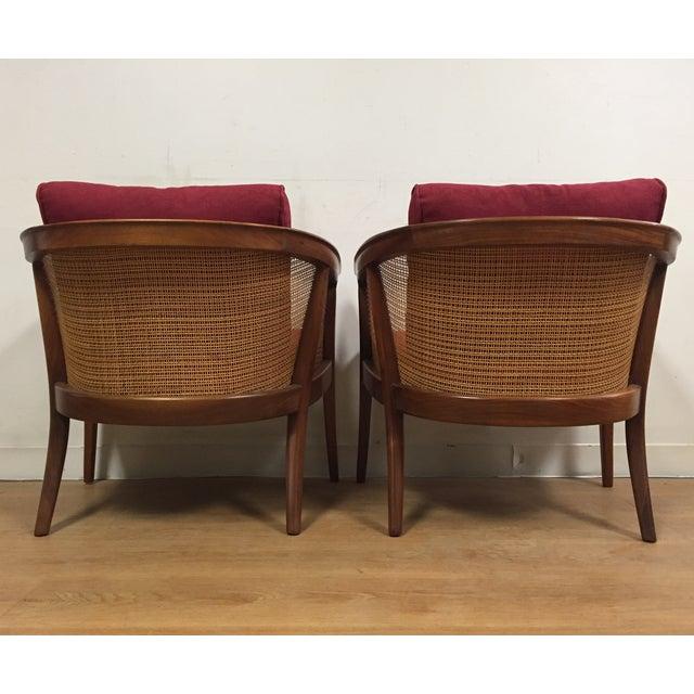Mcm Baughman Accent Chair: MCM Milo Baughman Lounge Chairs - A Pair