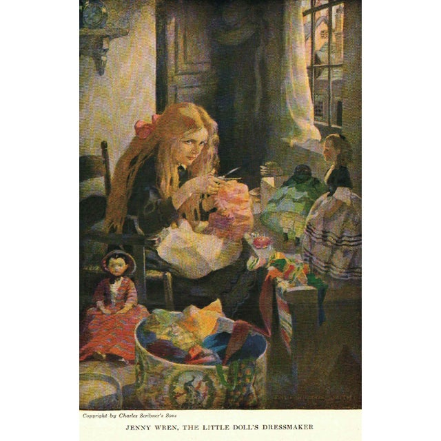 """1947 """"The Children of Dickens"""" Collectible Book For Sale In Atlanta - Image 6 of 7"""