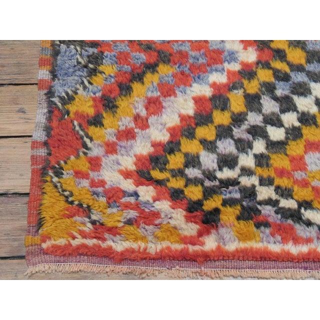 """Traditional """"Tulu"""" or """"Yatak"""" Rug For Sale - Image 3 of 5"""
