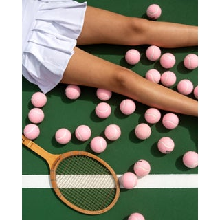 """""""Preppy Afternoon"""" Contemporary Sport Photograph"""