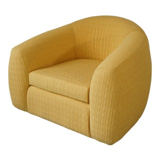 Mid-Century Style Lounge Chair For Sale