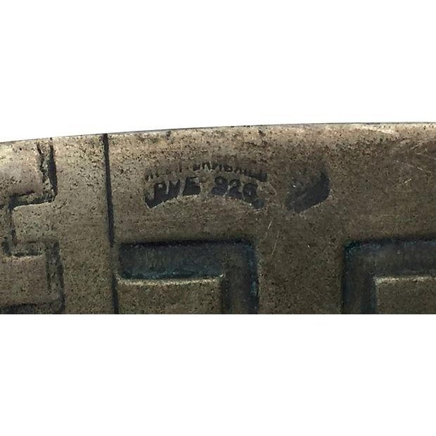 Aztec Malachite Letter Opener For Sale - Image 4 of 5