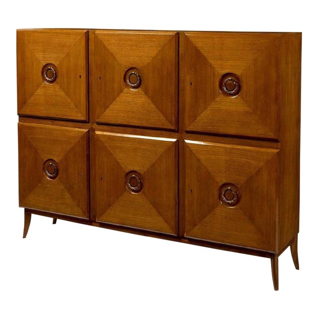 Paolo Buffa Cabinet C. 1940 For Sale