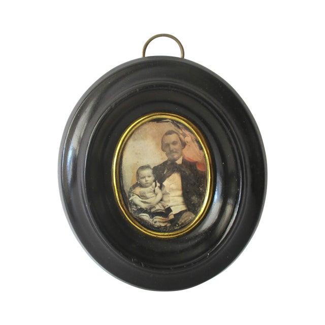 Victorian Framed Daguerreotype - Image 1 of 6