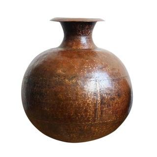 Vintage Copper Pot For Sale