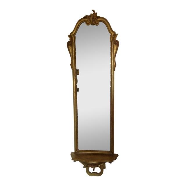 Rococo Style Mirror For Sale