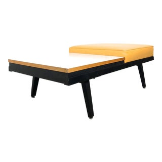 George Nelson Herman Miller Steelframe Bench / Table, Circa 1950s For Sale