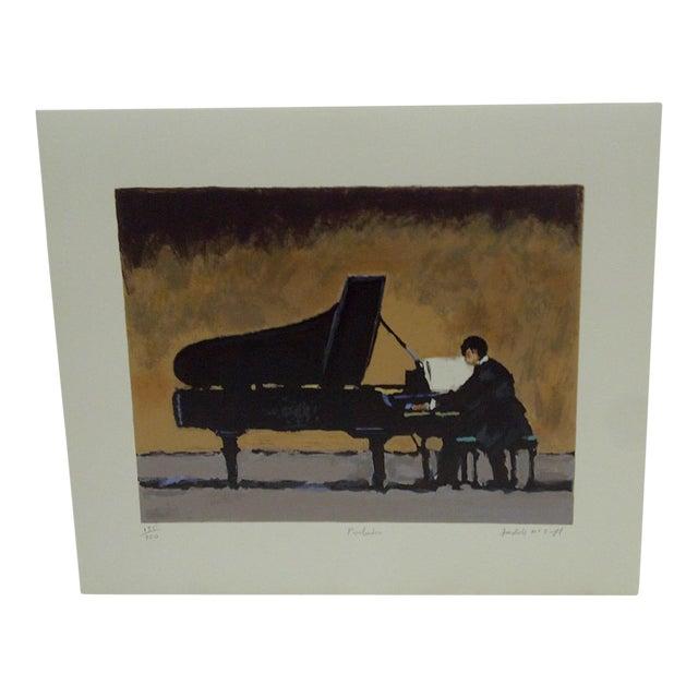 "Frederick McDuff ""Poveluder"" Print - Image 1 of 5"