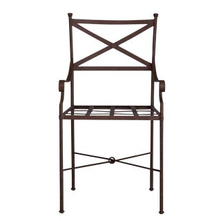 """Belgian Metal """"Jill"""" Garden Chair"""