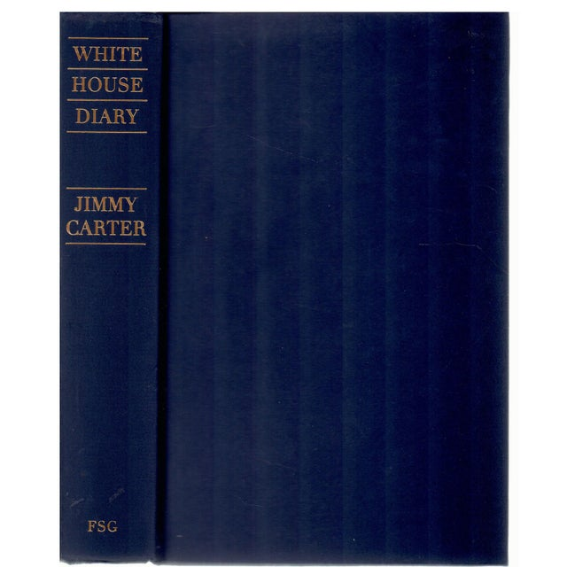 """2010 """"Signed Edition, White House Diary"""" Collectible Book For Sale In Atlanta - Image 6 of 6"""