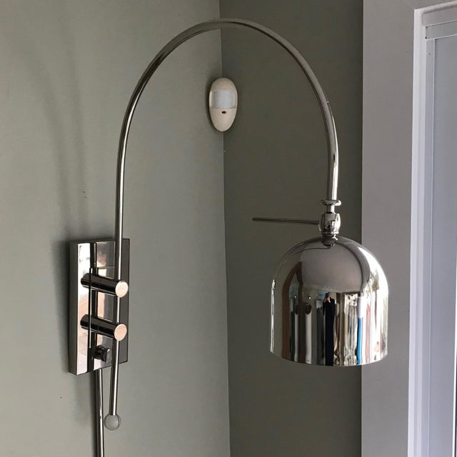 2010s Regina Andrew Curved Wall Sconce For Sale - Image 5 of 5