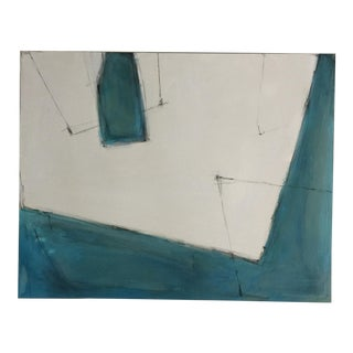 Abstract Blue by Kimberly Moore For Sale