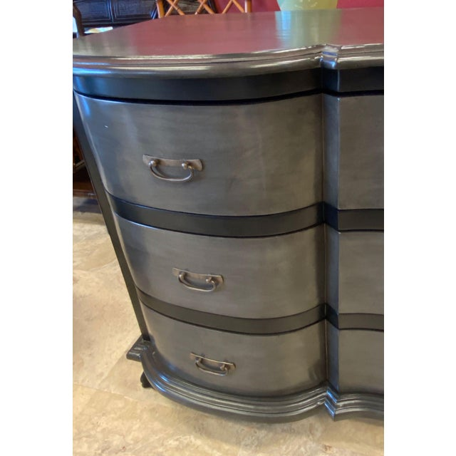 Early 21st Century Noir Furniture Ridley Dresser For Sale - Image 5 of 9
