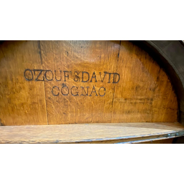 19th Century Continental Cognac Barrels - 5 Piece Set For Sale - Image 5 of 9