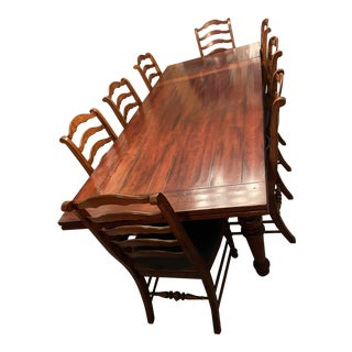 Hooker Furniture Waverly Place Dining Set - 9 Pieces For Sale
