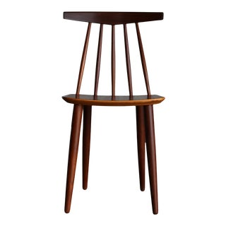 Poul Volther Spindle Back Chair for Frem Rojle Circa 1960 For Sale