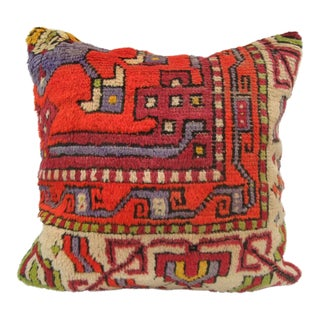 Handmade Turkish Decorative Pillow For Sale
