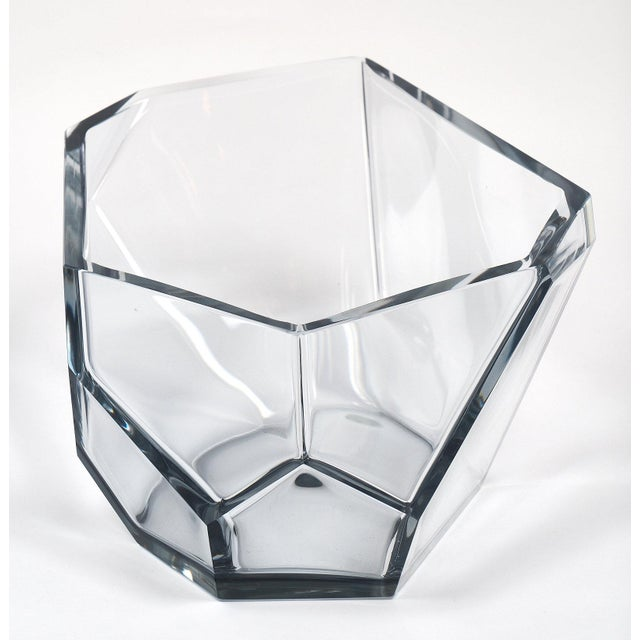 Contemporary A. Donna Geometric Murano Glass Bowls For Sale - Image 10 of 12