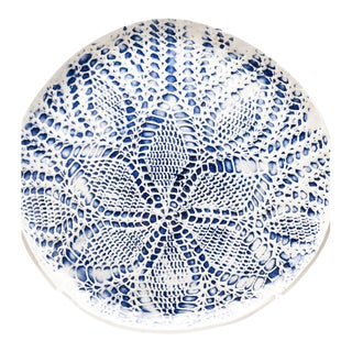 Yokky Wong Knitwork Plate 2 For Sale