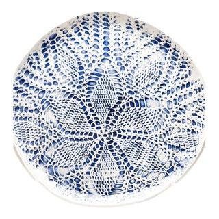Yokky Wong Knitwork Plate 2 For Sale