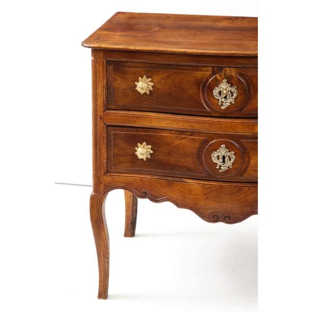 Walnut Commode For Sale - Image 9 of 13