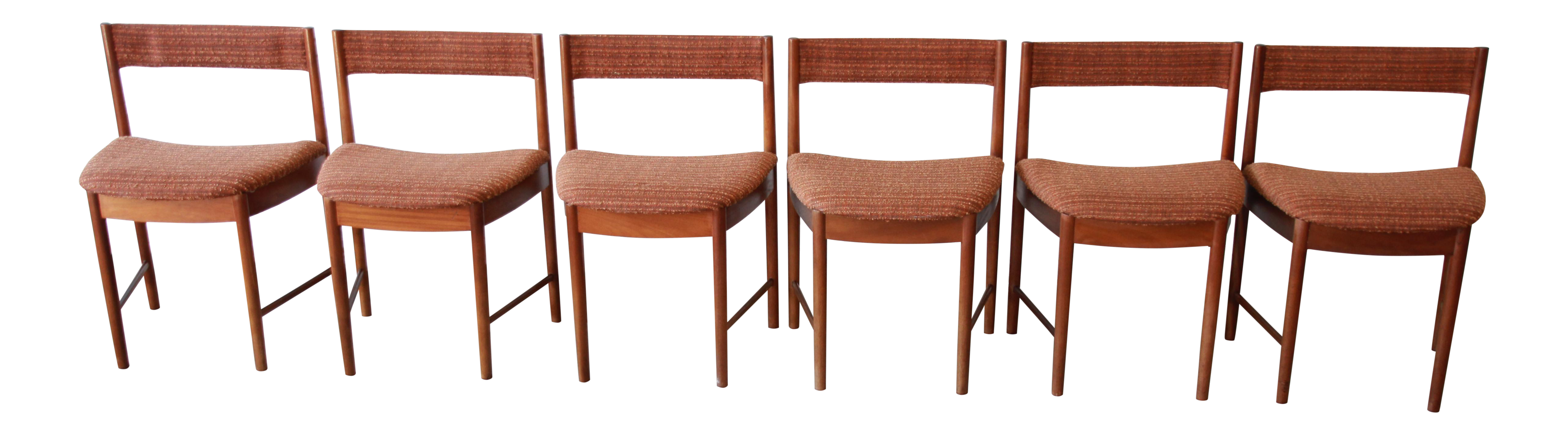 Vintage & Used Danish Modern Dining Chairs