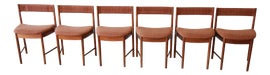Image of Teak Dining Chairs